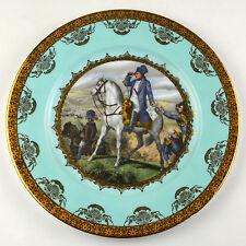 J K W Fine Porcelain Western Germany Dinnerware Dinner Plate West Heinrich China