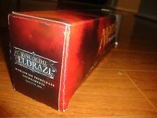 EX PreRelease  Rise of the Eldrazi Storage Box w/ Dividers Card Case Magic MTG