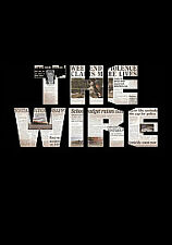 The Wire - Series 1-5 - Complete (DVD, 2008, 24-Disc  Box Set       New