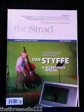 THE STRAD - DAN STYFFE - OCT 2008