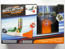 BALLISTIKS Full Force Mortar Lanceur Schleuder + green, Hot Wheels Y4966 boxed!