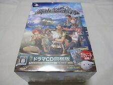 7-14 Days to USA. PSP The Legend of Heroes Nayuta no Kiseki Limited Edition BOX