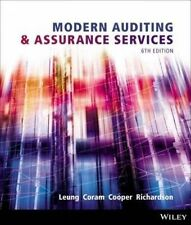 Modern Auditing and Assurance Services 6E+auditing Istudy Version 3 Card+auditin