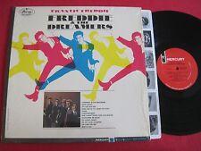 ROCK LP  FREDDIE & THE DREAMERS - FRANTIC FREDDIE - MERCURY MG 21053 STEREO VG++
