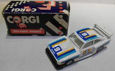 Ford Capri 3 3.0 S Zakspeed Weiß Corgi Original Verpackt