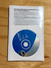 Palm V Modem Third Party Software Applications Installation CD-ROM & Book - New