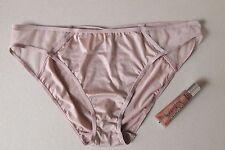Victoria's Secret Culotte bikini slip mutandine Nude Tan & Di Cacao Lip Gloss LG