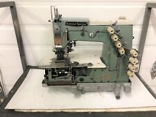 Kansai Dfb-1404P Four Needle W/Puller 1/2 Spacing Industrial Sewing Machine