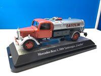 Mercedes-Benz L3000 Tankwagen Gasolin Cisterna Gasolina Premium Classixxs 1:43