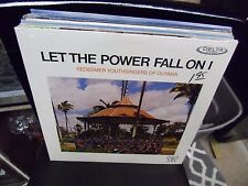 Power Fall On I Redeemer Youthsingers of Guyana LP Delta Records Sealed