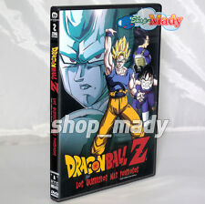 Dragon Ball Z Fight! 10 Billon Power Warriors DVD ESPAÑOL LATINO Region 4