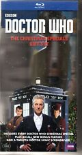 Doctor Who Blu Ray Set
