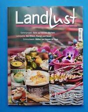 Landlust 5/18 Sep./Okt. 2018 mit Extraheft Herbstküche  ungelesen 1A abs. TOP