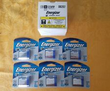 6 New Energizer Lithium Photo e2 223 1300 mAh 6V Single Use Batteries EX. 2016