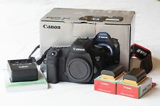 Canon EOS 5D Mark III 22.3MP Digital SLR Camera (Body Only) + 2x LP-E6 Batteries