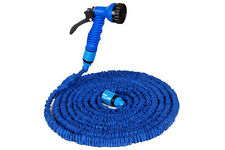 Flexible Expandable Car Garden Hose 25/50/75/100ft Washer Cleaning Spray Nozzle