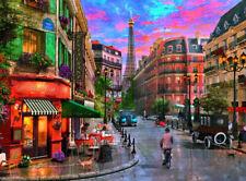 Parisian Sunset 500 Piece Puzzle by Ravensburger