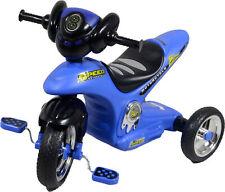 ib style® YUKI Dreirad Kinderdreirad Fahrrad Kleinkind Licht & Melodie Tricycle