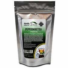 Peppermint Tea 30 Bags 100% Natural Premium Mentha piperita in Resealable Pouch