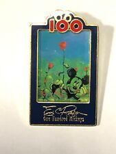 One Hundred Mickeys Pin Series (MM 080) - LE 3500 Disney Disneyland Mickey.