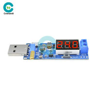 DC-DC 5V to 1.2V-24V Step Up/Down Power Supply Buck Boost Module USB Converter