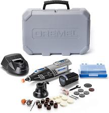 Dremel 8220 Cordless Rotary 12v Multi Tool Kit 2 Yrs WTTY 28 Accessories