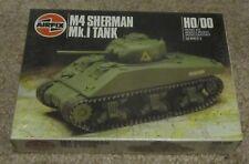 New Airfix- M4 Sherman Mk.I Tank- H0/00 #01303 #61303