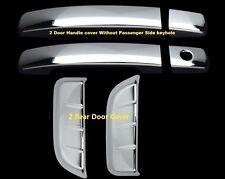 FOR 2005-2012 NISSAN PATHFINDER CHROME 4 DOOR HANDLE COVERS