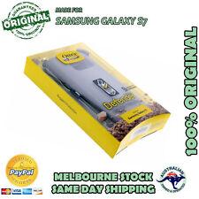 OtterBox Samsung Galaxy S7 Defender Genuine Black Otter Case Trade Heavy Shock