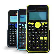 Multifunctional Scientific Calculator Student Calculation with Dustproof Cover