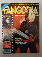 FANGORIA #9 FN STARLOG HORROR MAGAZINE RARE