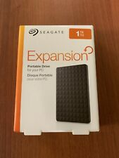 Seagate Expansion 1TB, External Hard Drive, 2.5 inch (STEA1000400) USB 3.0