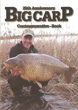 MAYLIN ROB FISHING BOOK THE BIG CARP MAGAZINE 25th ANNIVERSARY hardback BARGAIN