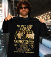 ELECTRIC LIGHT ORCHESTRA 50TH ANNIVERSARY 1970-2020 SHIRT