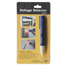 Electric Voltage Detector Non-Contact 90~1000V AC Tester Test METER Pen FE