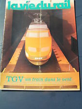 vie du rail 1978 1648 AUTORAIL MERENS LES VALSABRESCHVILLER TGV SAINT CYR ECOLE