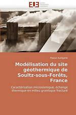 Modélisation du site géothermique de Soultz-sous-Forêts, France: Caractérisation