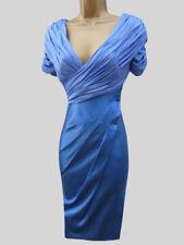 Karen Millen Women's V-Neck with Cap Sleeve Dresses