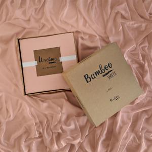 Unelma 100% Bamboo Sheets - Queen