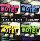 "PIES DE BARRO ""LUGGAGE"" ULTRA RARE SPANISH CD / DOVER - LOS PLANETAS -PACO LOCO"