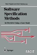 Software Specification Methods: An Overview Using a Case Study (Formal-ExLibrary