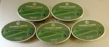 Colonial Candle ** FRESH ALOE ** Simmer Snaps/Tarts 2.4oz Oval - LOT OF 5