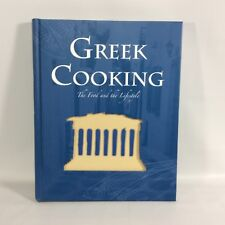Greek Cooking The Food And Lifestyle Suzanna Tee 2004 Hardcover Parragon
