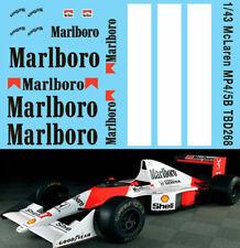 1//43 SHADOW DN8 1977  Formula 1 DECALS  TB DECAL TBD348