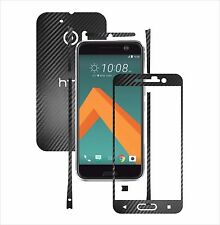 3D Carbon Skin,Full Body Protector for Case,Vinyl Wrap For HTC 10
