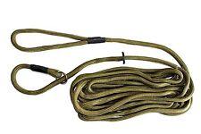 2in1 10 Meter Training / Exercise Dog Lead - Super Soft Braided Nylon