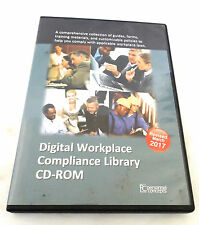 Personnel Concepts Digital Workplace Compliance Library Cd-Rom, 2017