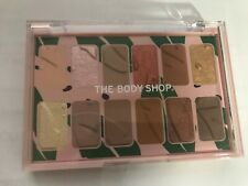 THE BODY SHOP eye shadow palette 12x1.1g