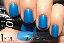 Maybelline Color Show Nail Polish -SHOCK WAVE- NEW - Combine post save $$$