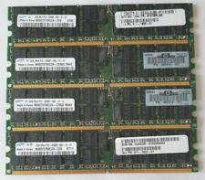 8GB (4X2GB) SAMSUNG 2Rx4 PC2-5300P ECC SERVER DDR2 667MHz M393T5750CZA-CE6